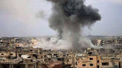 Photo of مقتل سبعة مدنيين في قصف مدفعي لقوات النظام السوري في إدلب