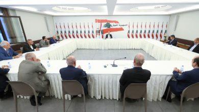 Photo of جعجع التقى رئيس الوطنيين الأحرار والأحدب ووفد المدارس الكاثوليكية
