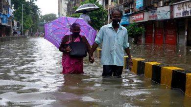 Photo of بدء عمليات التنظيف في الهند بعد أمطار غزيرة أوقعت نحو مئتي قتيل