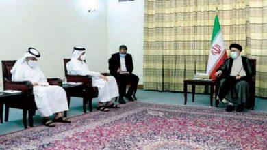 Photo of وزير الخارجية القطري في طهران بعد أيام من زيارته واشنطن