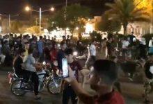 Photo of إيران: قتلى وجرحى في احتجاجات منددة بشح المياه في خوزستان