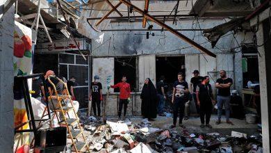 Photo of الحزن والصدمة يطردان فرحة العيد عند أهالي ضحايا تفجير بغداد