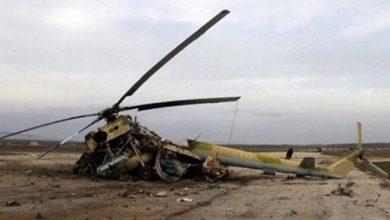 Photo of مقتل خمسة عسكريين عراقيين بسقوط مروحيتهم خلال «مهمة قتالية» جنوب كركوك