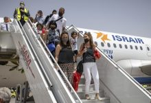 Photo of مئات السياح الإسرائيليين يصلون إلى مراكش بعد سبعة أشهر من التطبيع