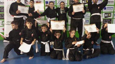 Photo of بطولة الفئات العمرية في الكونغ فو