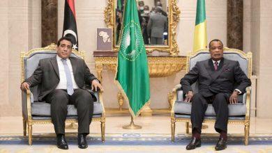 Photo of المنفي يبحث مع رئيس الكونغو الانتخابات المرتقبة في ليبيا