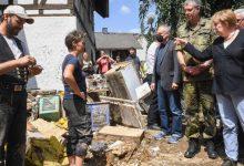 Photo of 184 ضحية حصيلة قتلى الفيضانات في أوروبا وميركل تتفقد المناطق المنكوبة