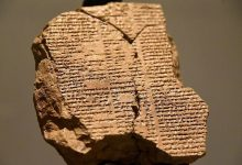 Photo of الولايات المتحدة تعيد للعراق لوحاً أثرياً عمره 3500 عام
