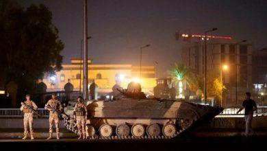 Photo of هجمات صاروخية على السفار الاميركية في بغداد وقاعدة عين الأسد واخرى في سوريا