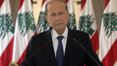 Photo of رئيس الجمهورية يوجه رسالة الى اللبنانيين الثامنة مساء