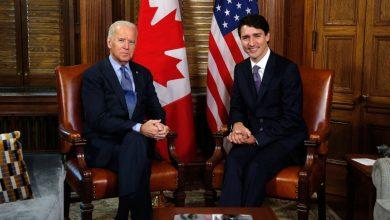 Photo of بايدن وترودو يبحثان مسألة «الاحتجاز التعسفي» لمواطنَين كنديَين في الصين