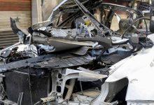 Photo of قتيل و3 مصابين بانفجار حافلة عسكرية في دمشق