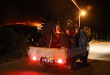Photo of إجلاء مئات الأشخاص مع اقتراب حريق في تركيا من محطة حرارية