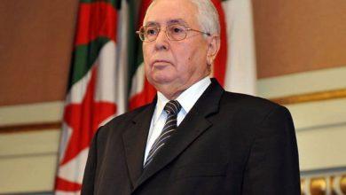 Photo of وفاة الرئيس الجزائري الموقت السابق عبد القادر بن صالح