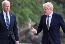 Photo of بايدن يتجنب التعهد بإبرام اتفاقية للتجارة الحرة مع بريطانيا خلال استقباله جونسون