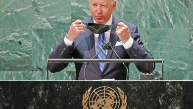 Photo of بايدن يرسم أمام الأمم المتحدة الخطوط العريضة لحقبة جديدة بدون حرب باردة