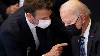 Photo of بايدن وماكرون يتعهدان إعادة ارساء «الثقة» بعد أزمة الغواصات
