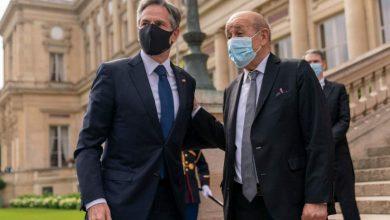 Photo of بلينكن ولودريان يشاركان الأربعاء في اجتماع لوزراء خارجية الدول الخمس واحتمال لقاء ثنائي بينهما