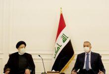 Photo of الكاظمي يلتقي رئيسي في طهران والمحادثات تتناول الاقتصاد والعلاقات السعودية – الايرانية