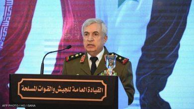Photo of وزير الدفاع السوري في زيارة نادرة للأردن لبحث القضايا الحدودية