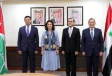 Photo of اجتماع رباعي في عمان لوضع خريطة طريق لنقل الغاز المصري إلى لبنان