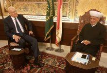 Photo of دريان التقى رئيس الحكومة: للاسراع في ايجاد الحلول للازمات
