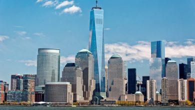Photo of «مركز التجارة العالمي 1» ناطحة سحاب ترمز إلى صمود مدينة نيويورك