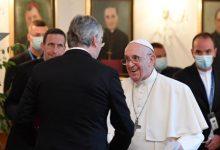 Photo of البابا يلتقي غجر الروما السلوفاكيين في إحدى أفقر مناطق أوروبا