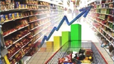Photo of ارتفاع اسعار الاستهلاك 24،08% في تموز 2021