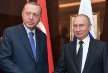 Photo of محادثات قريبة بين بوتين وأردوغان في روسيا بشأن الملف السوري