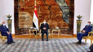 Photo of السيسي يستقبل خليفة حفتر ورئيس البرلمان الليبي عقيلة صالح