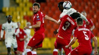 Photo of تصفيات مونديال 2022: بلجيكا تقترب من النهائيات
