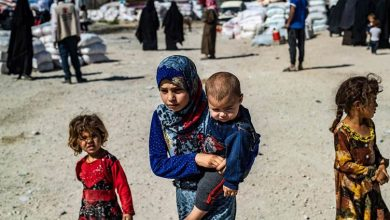 Photo of 62 طفلاً توفوا العام الحالي في مخيم الهول في شمال شرق سوريا