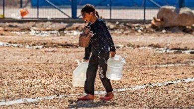 Photo of أزمة مياه حادة تهدد السكان في شمال سوريا