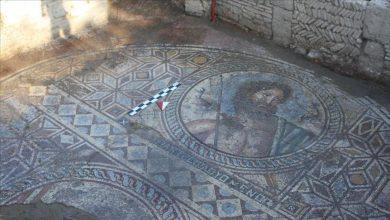 Photo of تركيا: اكتشاف فسيفساء هي الأقدم في منطقة البحر المتوسط