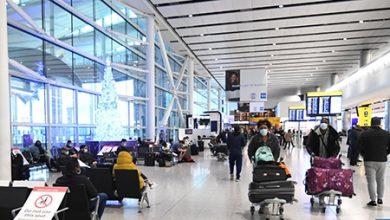Photo of الولايات المتحدة تفتح حدودها أمام جميع المسافرين الملقحين