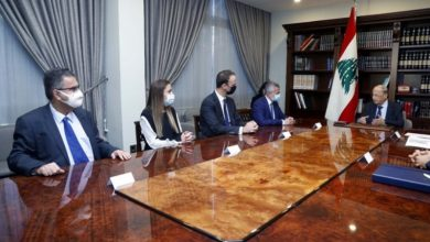 Photo of مدير عام الفاريز ومارسال: التدقيق الجنائي في حسابات مصرف لبنان غداً