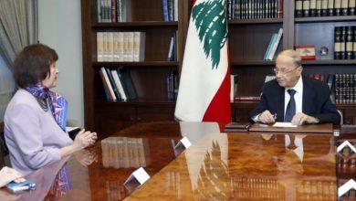 Photo of ماكرون جدد لرئيس الجمهورية وقوف فرنسا الى جانب لبنان