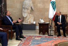 Photo of عون: لبنان يدعم الجهود لتعزيز التقارب بين دول المنطقة