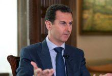 Photo of الولايات المتحدة: لا نية للتطبيع مع الأسد