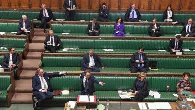Photo of تقرير برلماني: الحكومة البريطانية ارتكبت «أخطاء جسيمة» في تحركها ضد فيروس كورونا