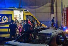 Photo of مقتل 17 شخصاً في حادث تصادم بالقاهرة