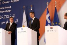 Photo of مصر واليونان وقبرص توقع اتفاقا حول نقل الكهرباء