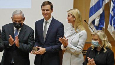 Photo of مبادرة في الكنيست الإسرائيلي للدفع قدماً بـ «اتفاقيات أبراهام» بحضور إيفانكا ترامب وجاريد كوشنر