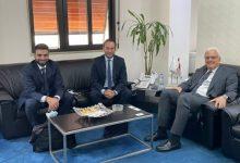Photo of القرم التقى وفداً من البنك الأوروبي لإعادة الإعمار والتنمية ومسؤولين من البنك الدولي وتشديد على الإصلاحات
