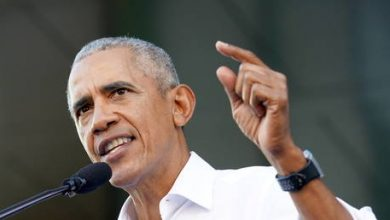 Photo of أوباما يتهم الجمهوريين بتهديد الديموقراطية قبل انتخابات محلية في فرجينيا