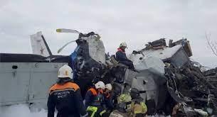 Photo of مصرع 16 مظلياً مدنياً في تحطم طائرة وسط روسيا