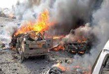 Photo of انفجار سيارة ملغومة في عفرين السورية ومقتل 4 واصابة 6 اشخاص