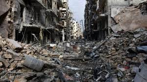 Photo of 5 قتلى و4 جرحى في انفجار داخل مستودع ذخيرة للجيش السوري بحمص