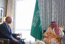 Photo of الملف النووي الإيراني ودعم الميليشيات بين وزير خارجية السعودية ومالي